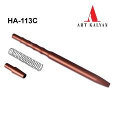 Мундштук металлический HА 113C - bronze с пружиной