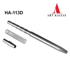 Мундштук металлический HА 113D - metallic с пружиной