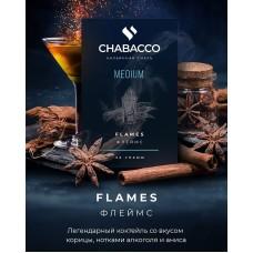 Кальянная смесь Chabacco 50 гр. Medium Flames