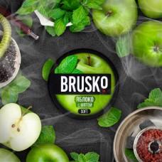 Смесь Brusko 50 гр. Яблоко с мятой