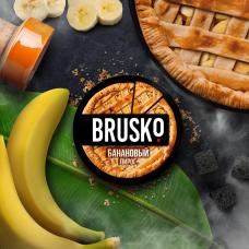 Смесь Brusko 50 гр. Банановый пирог