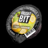 Кальянная смесь Brusko BIT 20 гр. Груша с Бананом