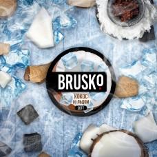 Смесь Brusko 50 гр. Кокос со льдом