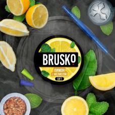 Смесь Brusko 50 гр. Лимон с мелиссой