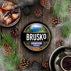 Кальянная смесь Brusko 50 гр. Сибирский лимонад
