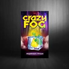 Кальянная смесь Crazy Fog 50 гр. Ледяная Груша