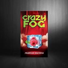 Кальянная смесь Crazy Fog 50 гр. Ледяная Малина