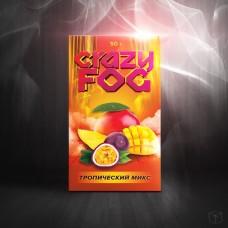 Кальянная смесь Crazy Fog 50 гр. Тропический микс