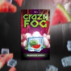 Кальянная смесь Crazy Fog 50 гр. Ледяной Арбуз