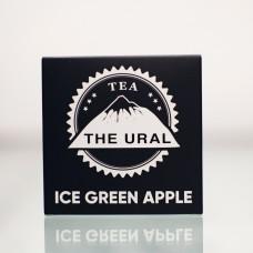 Кальянная смесь Ural Ice green apple 50 гр.