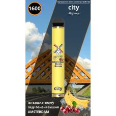 Электронное устройство City High Way Amsterdam Cherry