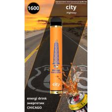 Электронное устройство City High Way Chicago Energy Drink
