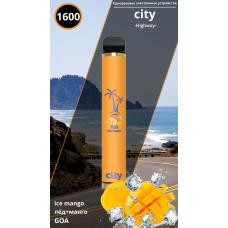 Электронное устройство City High Way Goa Ice Mango