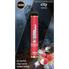 Электронное устройство City High Way Gonkong Ice Lychee