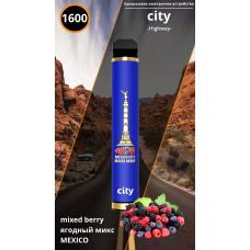 Электронное устройство City High Way Mexico City Mixed Berry