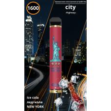 Электронное устройство City High Way New York Ice Cola