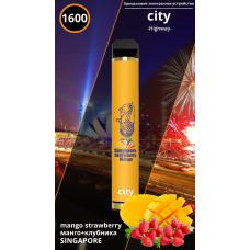 Электронное устройство City High Way Singapore Strawberry Mango