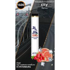 Электронное устройство City High Way Saint Peterburg Strawberry Grapefruit