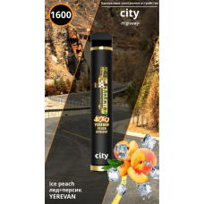 Электронное устройство City High Way Erevan Ice Peach