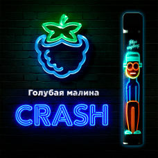 Электронное устройство Crash R2 Blue Raspberry