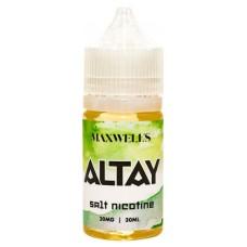 Жидкость Maxwell's Salt 30 мл. Altay