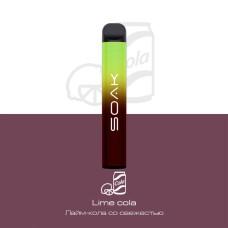 Электронное устройство SOAK 800 тяг Lime cola