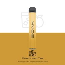 Электронное устройство SOAK 800 тяг Peach Iced Tea
