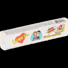 Жевательные конфеты Love Is дыня-ананас