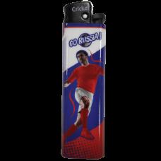 Зажигалка Cricket Standart Football
