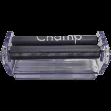 Машинка для скручивания Champ пластик 70мм с держателем для бумаги