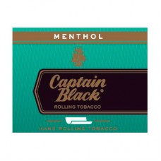 Табак для самокруток Capitan Black 30 gr Menthol
