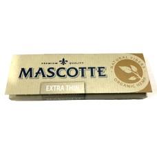 Сигаретная бумага Mascotte Extra Thin Organic