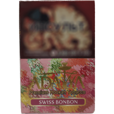 Табак для кальяна Adalya 50 гр Swiss BonBon
