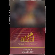 Табак для кальяна Afzal 40 гр Клюква