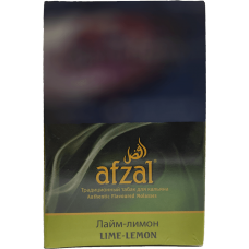 Табак для кальяна Afzal 40 гр Лайм-лимон