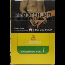 Табак для кальяна Al Fakher 250 гр Лимон с мятой
