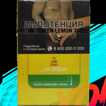 Табак для кальяна Al Fakher 50 гр Лимон с мятой