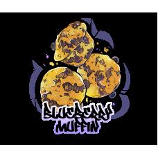 Табак для кальяна B3 Blueberry Muffin
