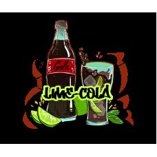 Табак для кальяна B3 Lime cola