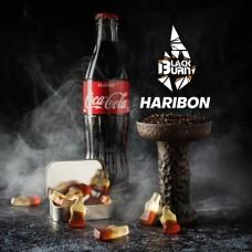 Табак для кальяна Burn Black 200 гр Haribon