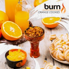 Табак для кальяна Burn 200 гр Orange Cookies