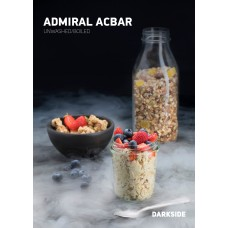 Табак для кальяна Dark Side Core 100 гр. Admiral Acbar Cereal