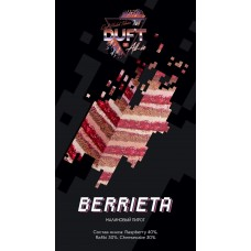 Табак для кальяна Duft All-in Berrieta 25 гр
