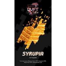 Табак для кальяна Duft All-in Syrupia 25 гр