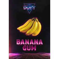 Табак для кальяна Duft 100 гр. Banana Gum