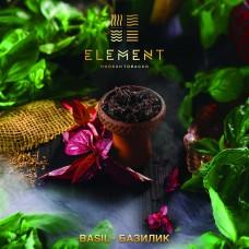 Табак для кальяна Element Вода 100 гр. Basil