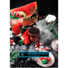 Табак для кальяна Element Вода 100 гр. Watermelon Holls
