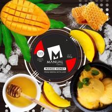 Табак для кальяна Manual красный 20 гр. Mango honey