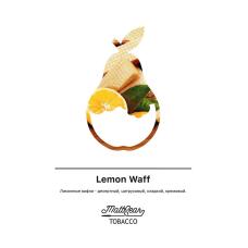 Табак для кальяна MattPear 50 гр. Lemon Waff