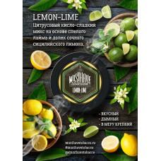 Табак для кальяна MustHave 125 гр. Lemon Lime